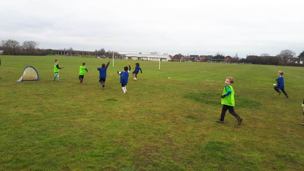 Bishops Cleeve Colts